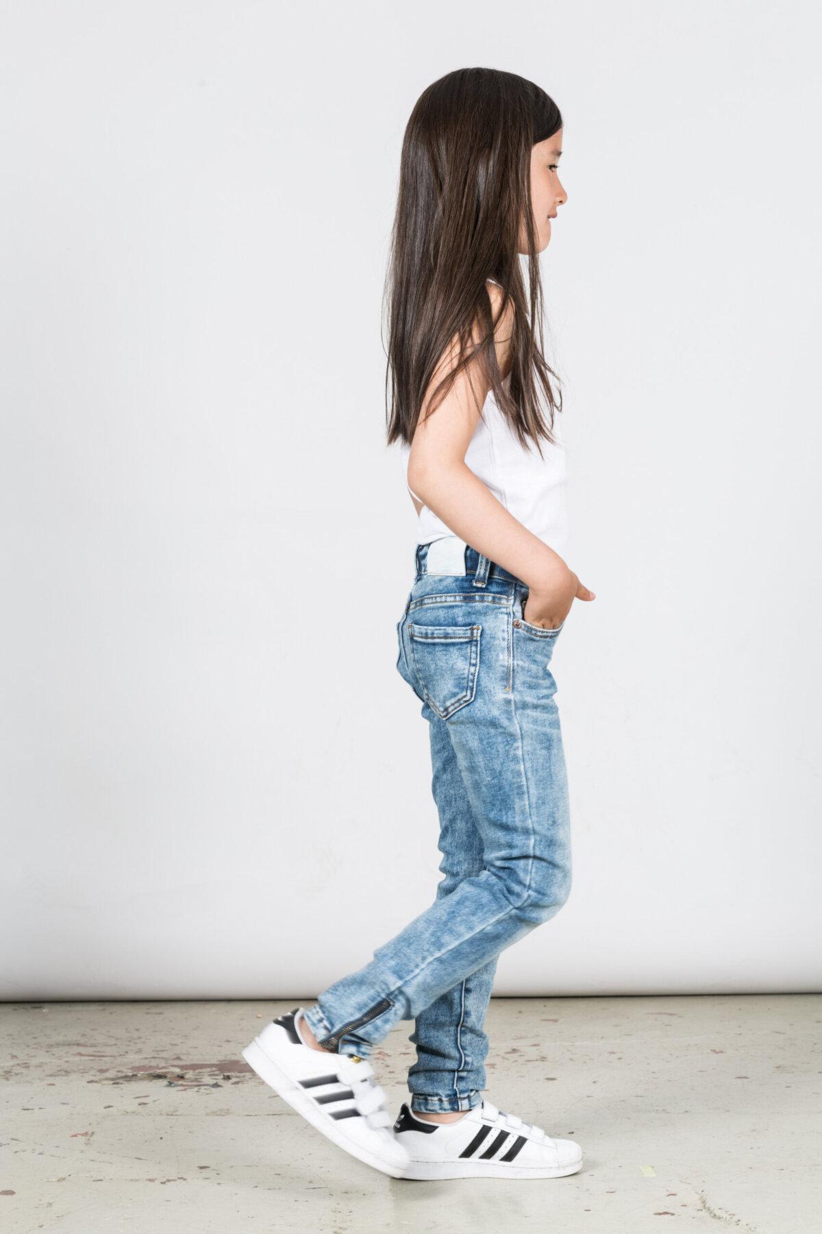 Madison jeans zip