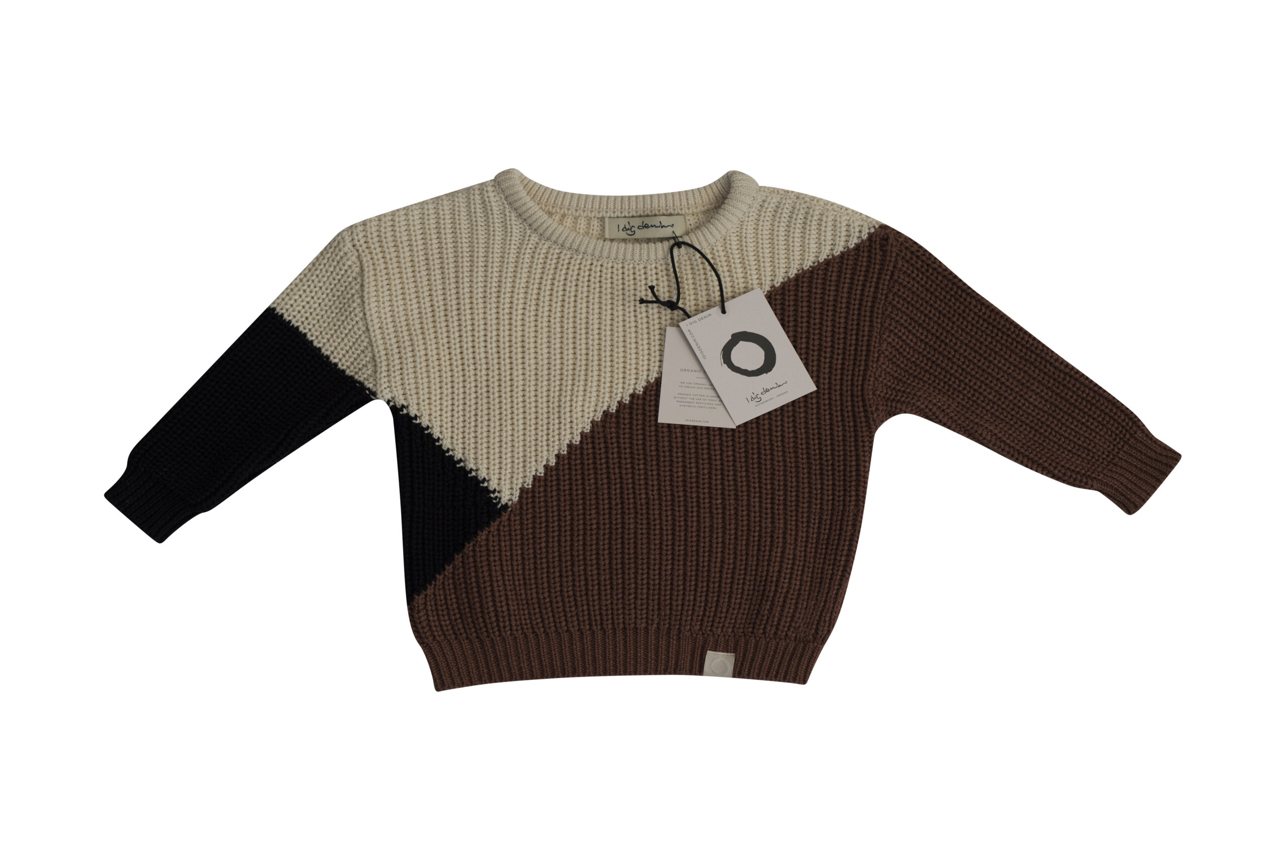 Bobby knitted sweater