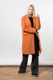 Bibbi wool coat