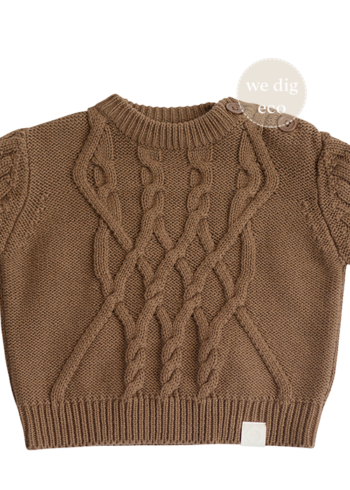 Birk knitted sweater