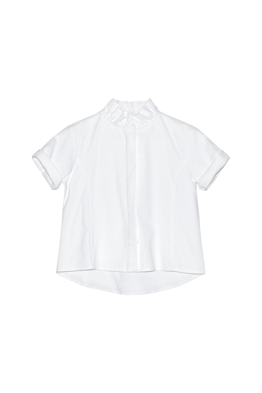 Mila denim shirt organic