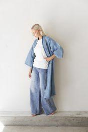 Jayden denim kimono
