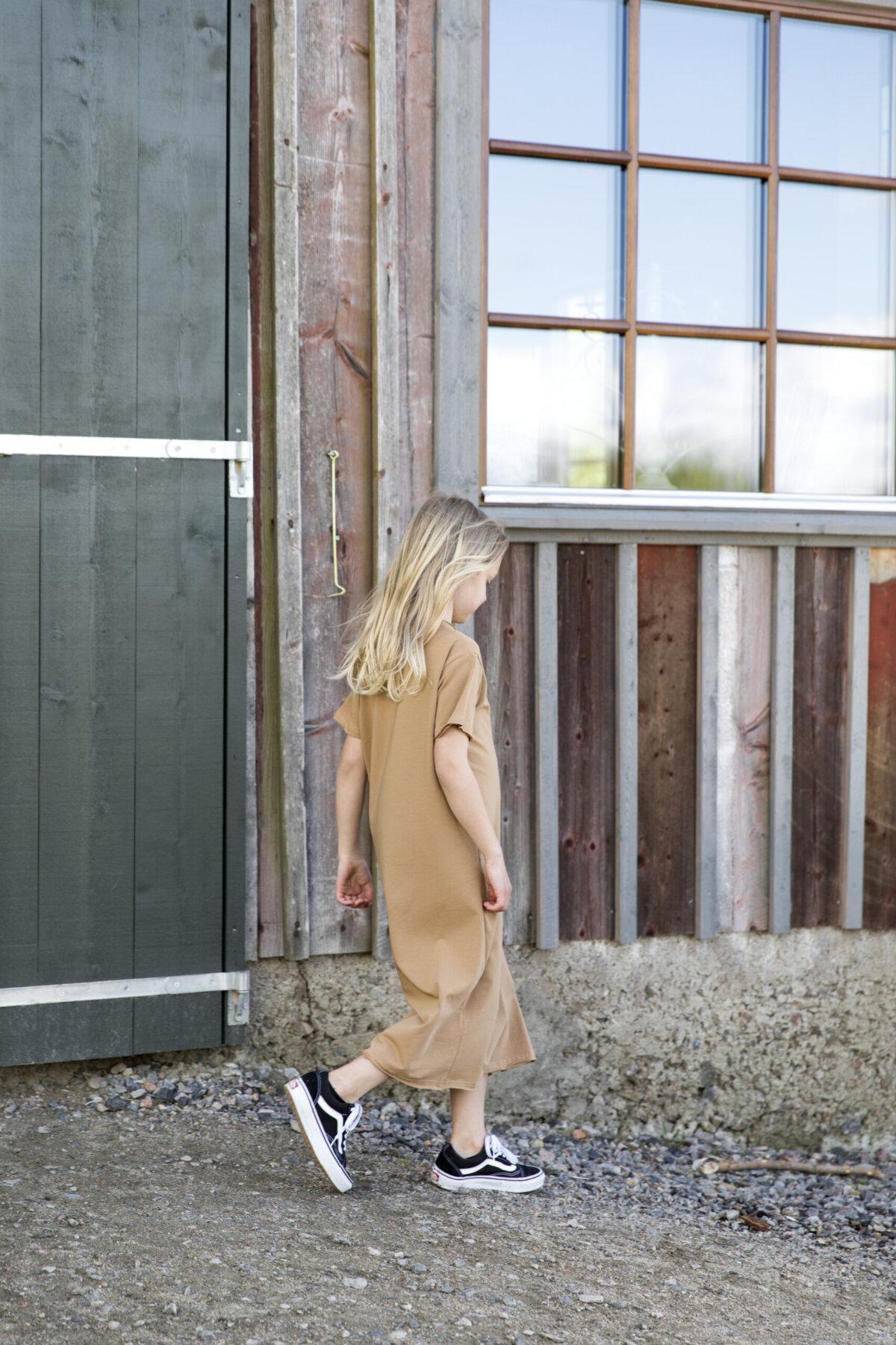 Holland dress organic