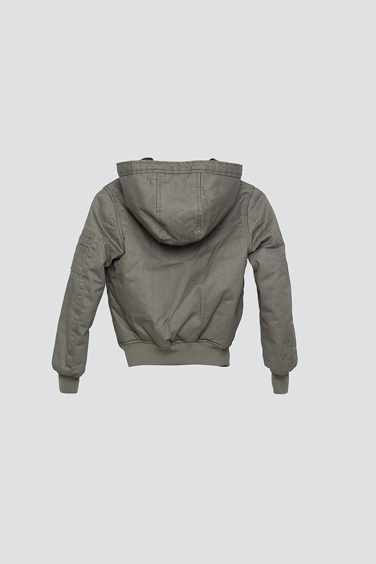 Leo jacket, Olive