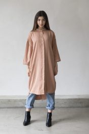 Beek shirt dress