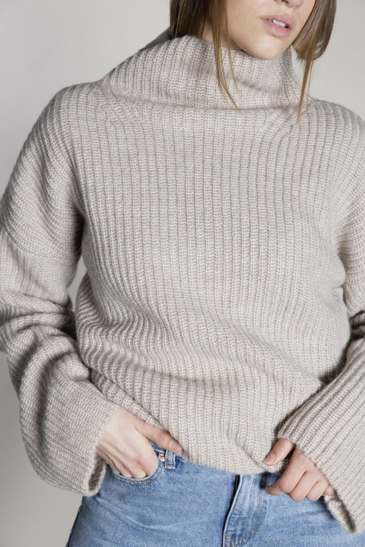 Billie knitted sweater