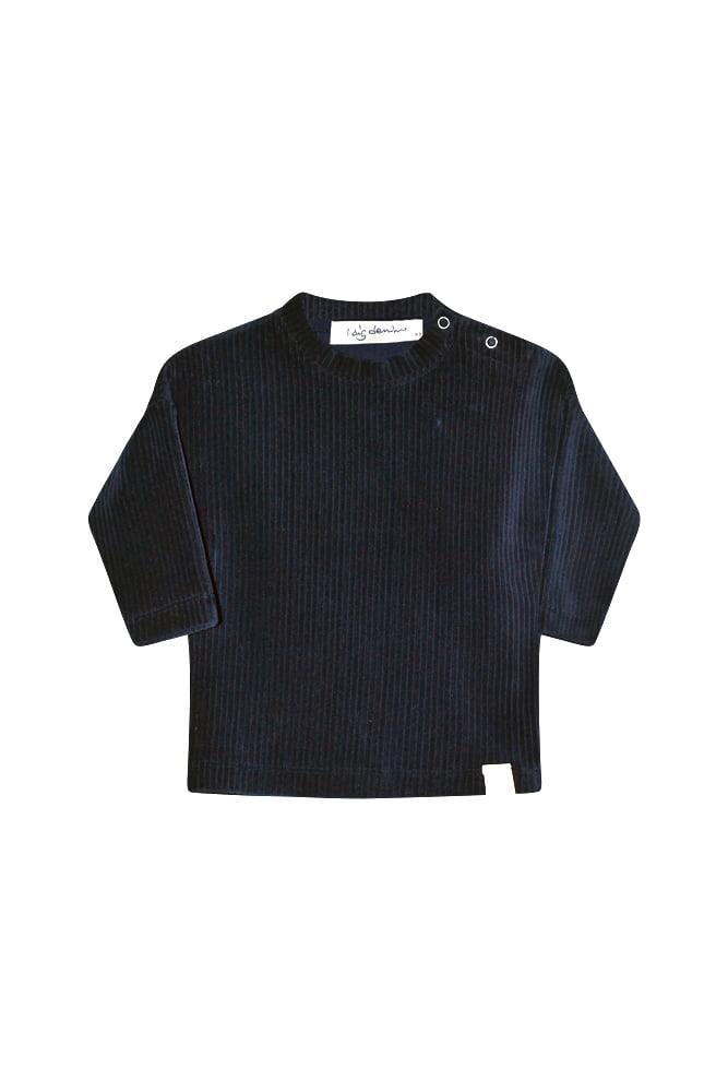 Hazel rib sweater