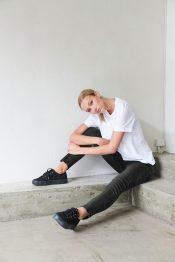 Madison jeans black