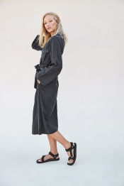 Lisette shirt dress