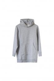 Morgan hoodie dress organic
